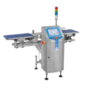 Draglink Checkweigher for Cans, Jars and Bottles