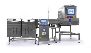 X5 Spacesaver/CW3 Check & Detect Combination System