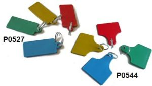 Detectable traceability tags