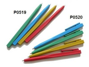 "Detectable one-piece pens ""ONE"""