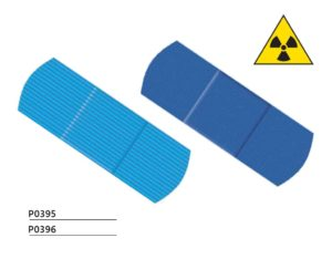 X-ray blue detectable plasters 7,2×2,5cm