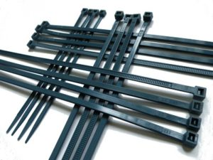Detectable cable ties