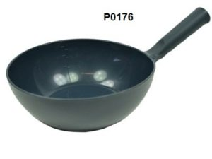 Detectable bowl with handle