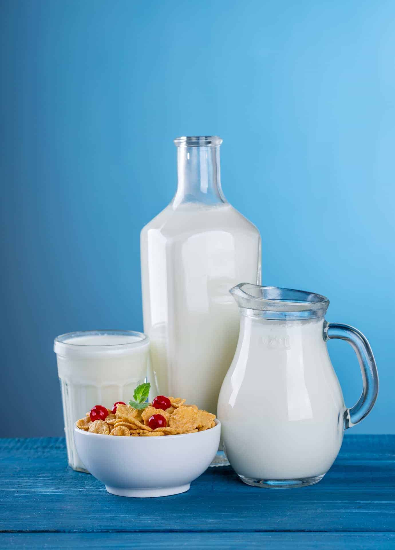 Dairy and Egg Products